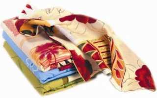 Как можно вернуть постельное белье обратно в магазин
