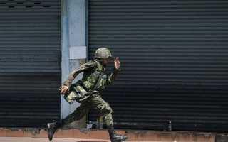 Как наказывают в России за дезертирство: статья 338 УК РФ