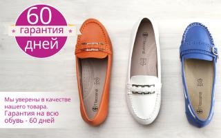 Правила и особенности возврата обуви и аксессуаров в магазин Кари