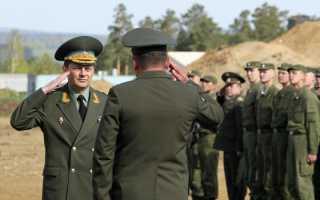 Ответственность за нарушение правил несения боевого дежурства по ст. 340 УК РФ