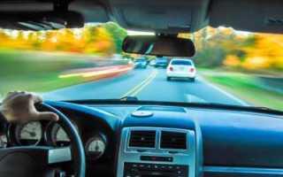 Штраф за несоблюдение дистанции при ДТП – кто виноват?