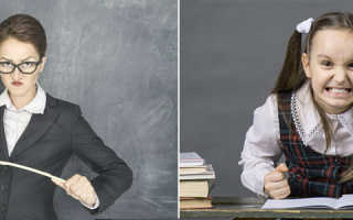 Учитель бьет ученика – что делать родителям
