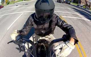 Штраф за езду без шлема на мотоцикле – обязательно ли его застегивать?