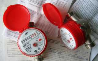 Срок годности и поверки счетчиков горячей и холодной воды коммунальными службами